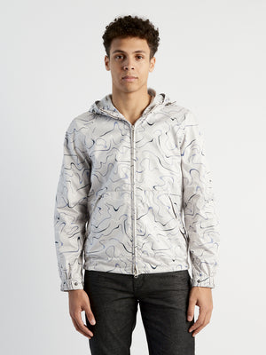ons men's garage outerwear lt-grey