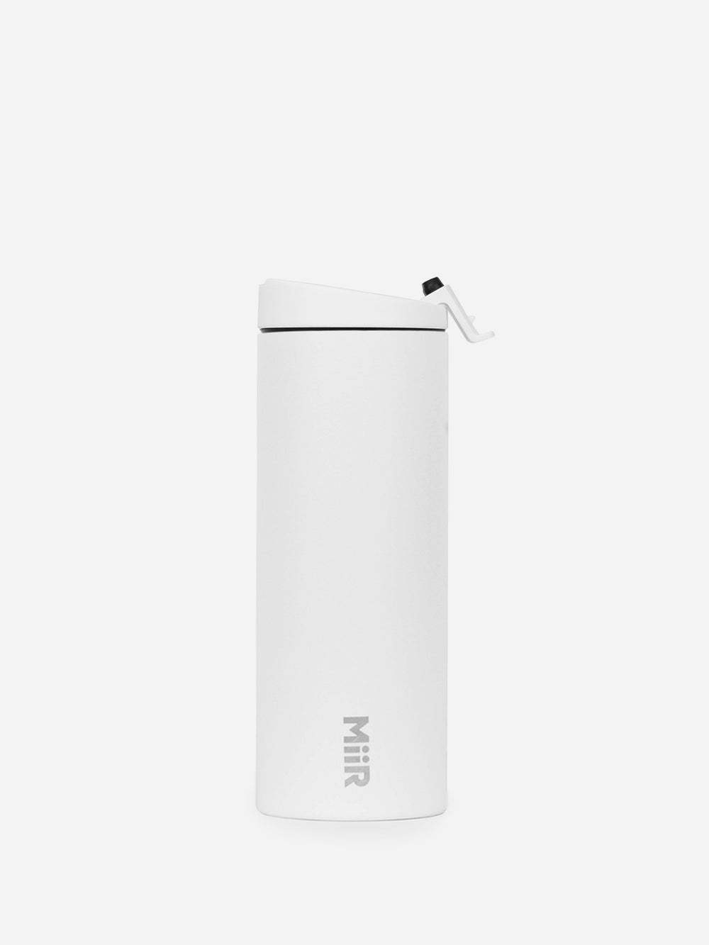 WHITE travel tumbler Miir
