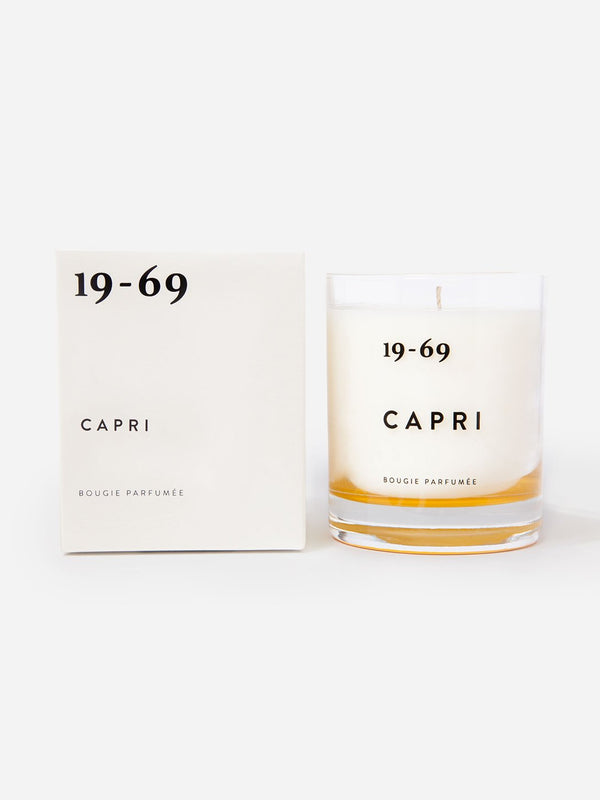 CAPRI candle for men and women unisex capri 200ml 19-69