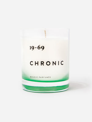 CHRONIC candle for men and women unisex chronic 200ml 19-69