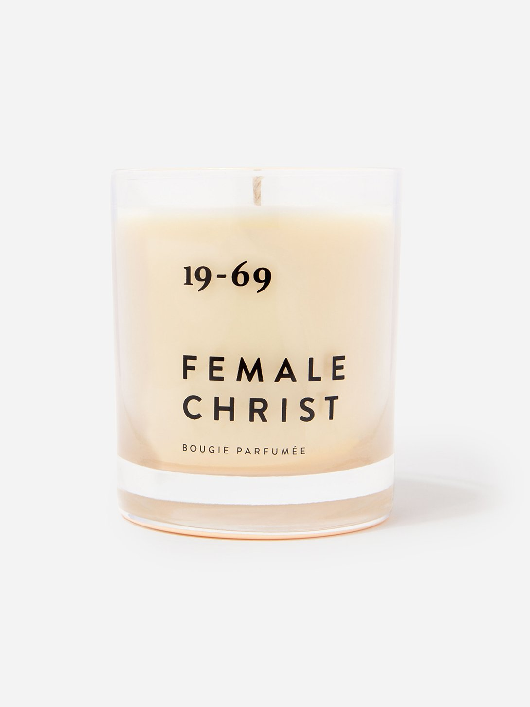 FEMALE CHRIST candle for men and women unisex female christ 200ml 19-69