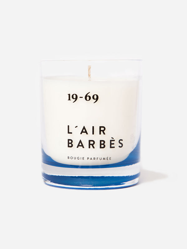 L'AIR BARBES candle for men and women unisex female christ 200ml 19-69