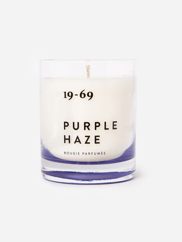 PURPLE HAZE candle for men and women unisex purple haze 200ml 19-69