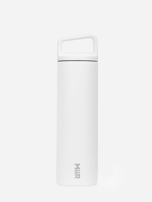 Miir WHITE Wide mouth bottle 20oz