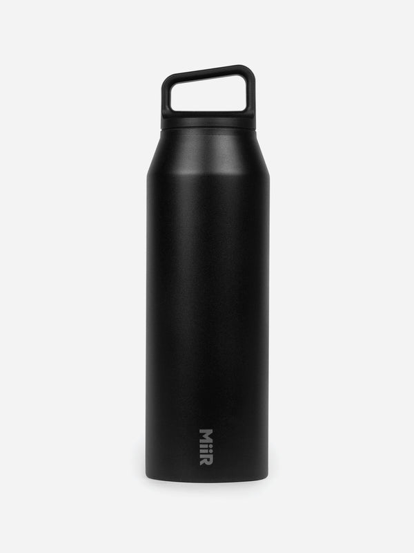 BLACK VI wide mouth 42oz bottle Miir