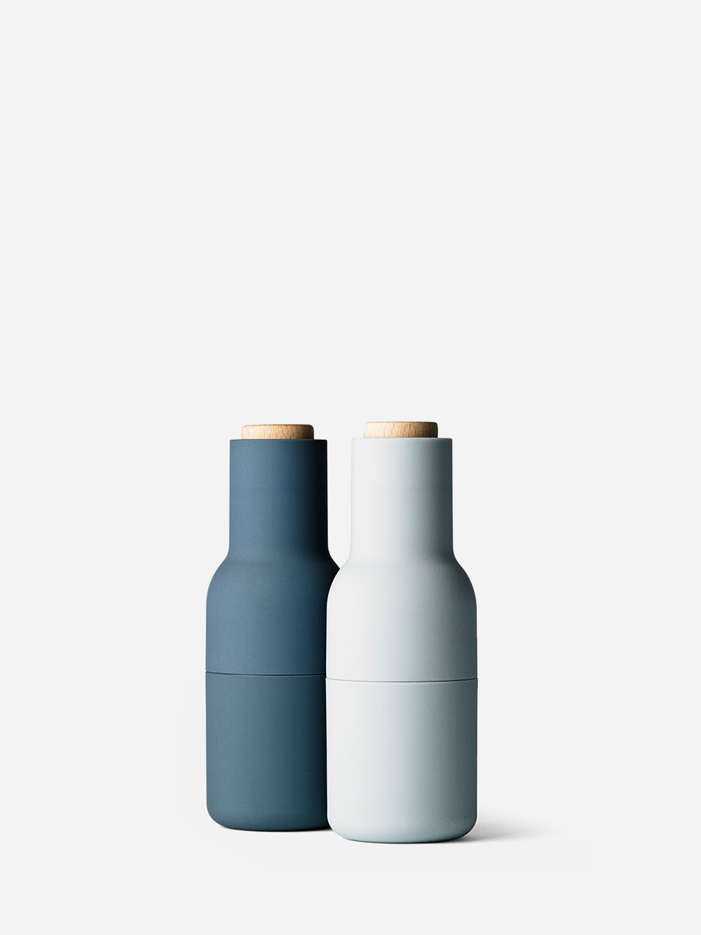 BLUE bottle grinder by MENU