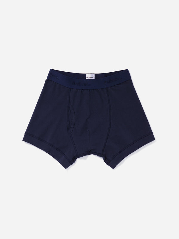 DARK NAVY boxer brief by druthers
