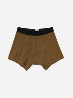 OLIVE boxer brief by druthers