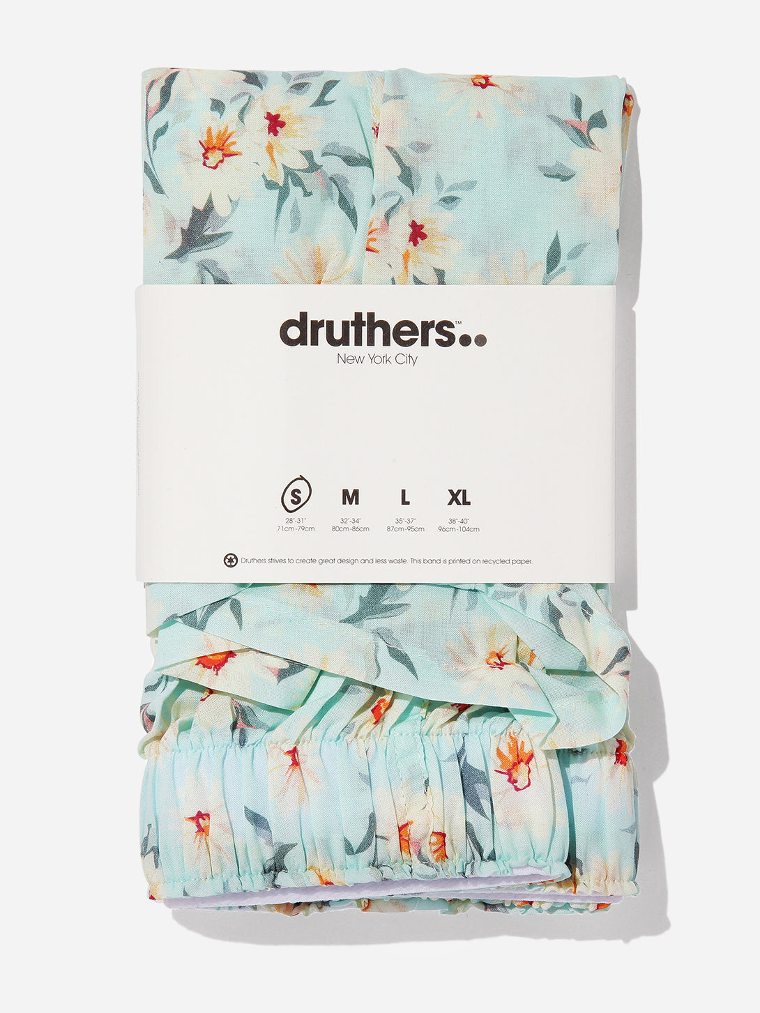 ons mens clothing druthers boxers in LT BLUE