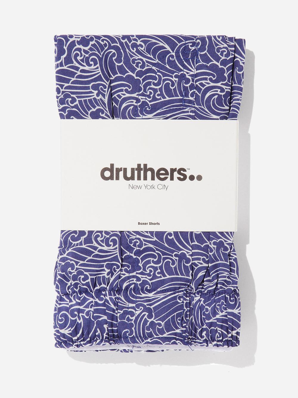 ons mens clothing druthers boxers in NAVY