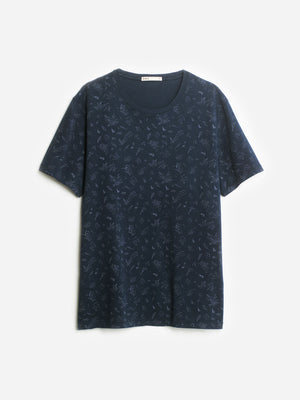 navy-floral