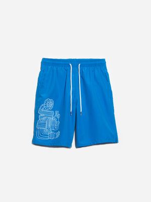 ons men's garage shorts and swimwear TEAL