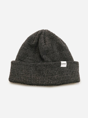 ONS Clothing Men's Druthers Knit Beanie Charcoal