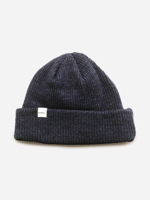 ONS Clothing Men's Druthers Knit Beanie Indigo