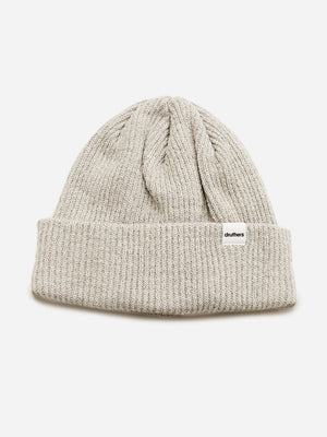 ONS Clothing Men's Druthers Knit Beanie L Grey
