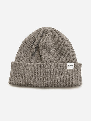 ONS Clothing Men's Druthers Knit Beanie M Grey