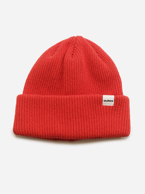ONS Clothing Men's Druthers Knit Beanie Red