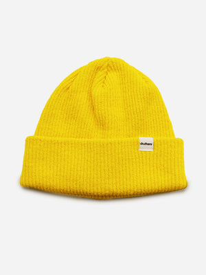 ONS Clothing Men's Druthers Knit Beanie Sunflower