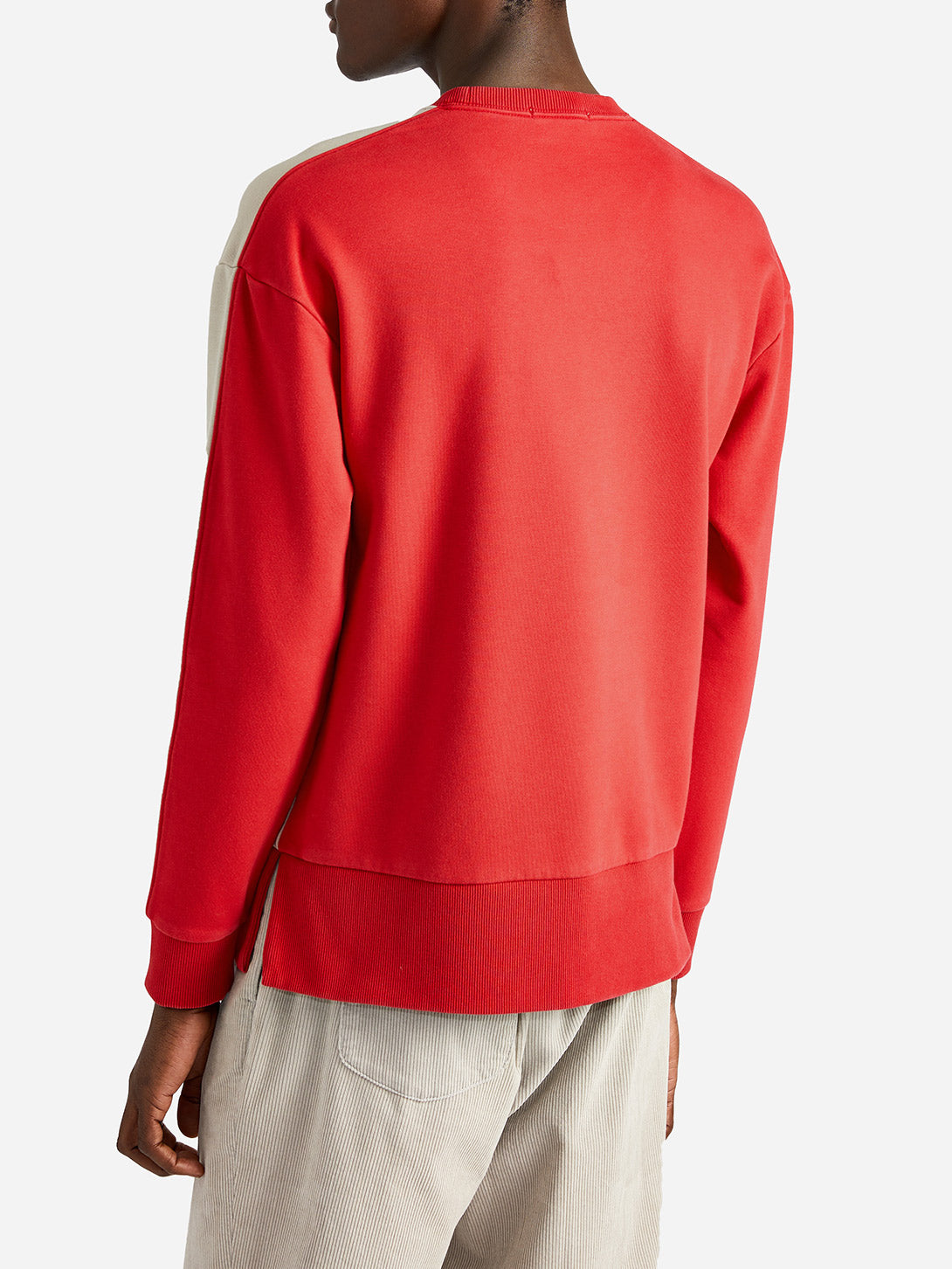 ISSA SWEATSHIRT RED - ONS Clothing