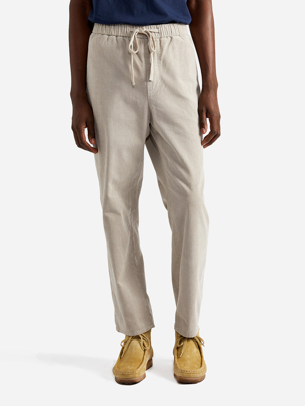 ISSA PAINTER PANTS BEIGE - ONS Clothing