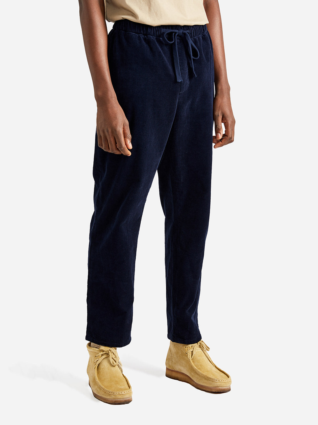 ISSA PAINTER PANTS NAVY - ONS Clothing