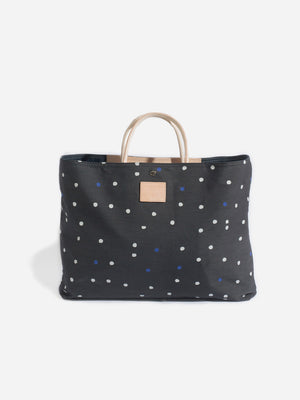 ISSA PAINTERS TOTE NAVY - ONS CLOTHING