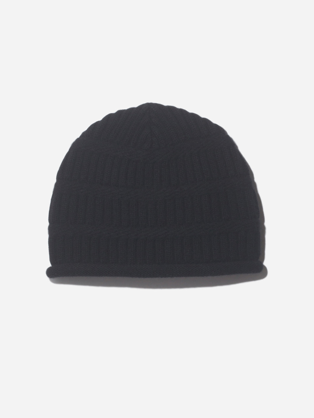 KNIT CAP BLACK