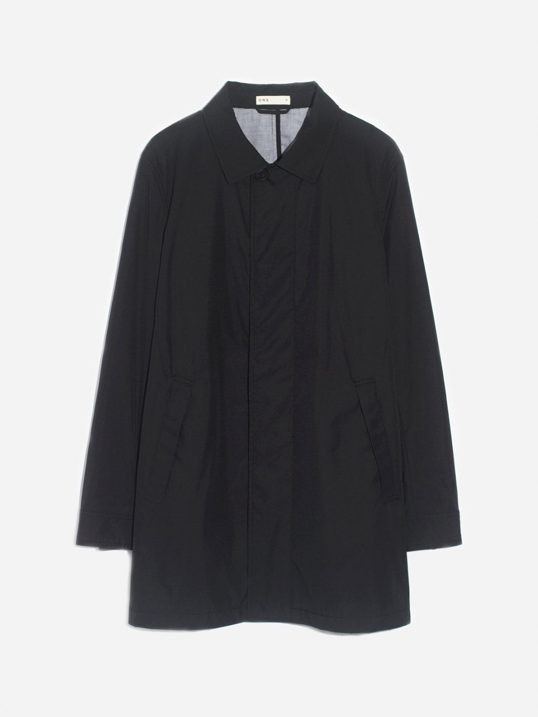 PARKER JACKET BLACK ONS CLOTHING