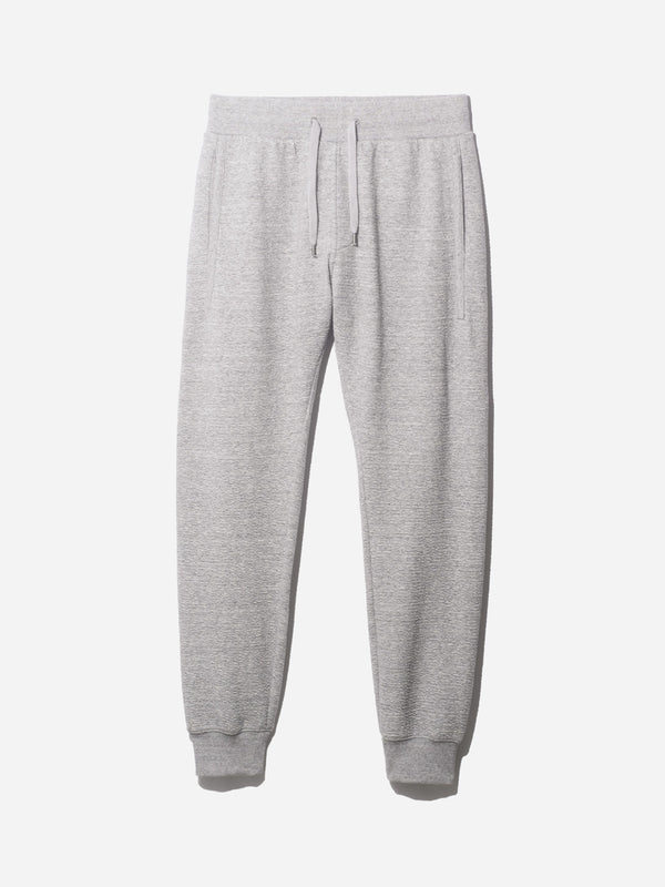GREY HEATHER BKLYN JOGGER