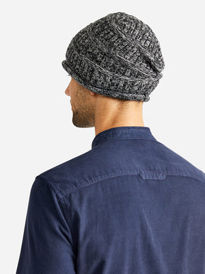 KNIT CAP GREY