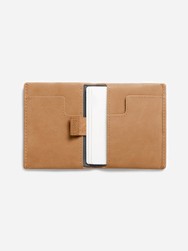 BELLROY SLIM SLEEVE WALLET TAN