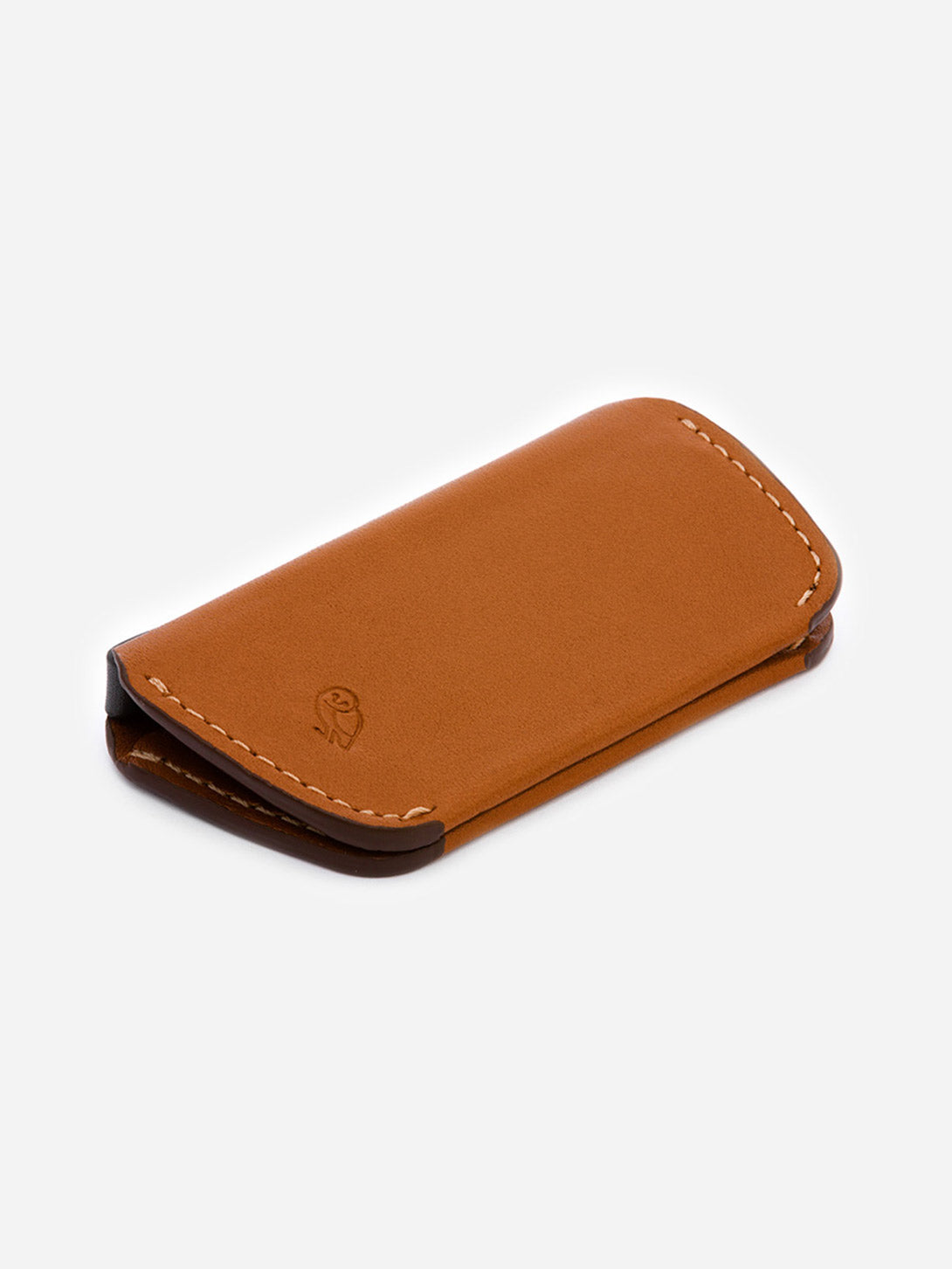 BELLROY KEY COVER PLUS BLUE CARAMEL