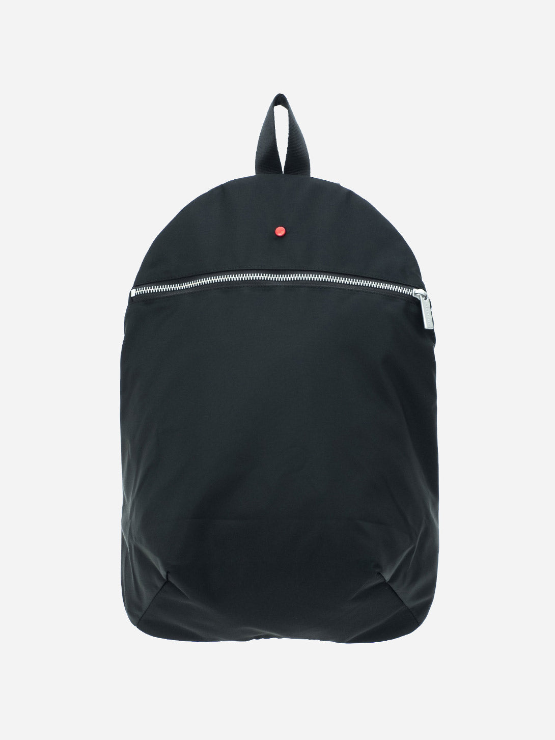 TEDDYFISH SMALL NYLON BACKPACK BLACK