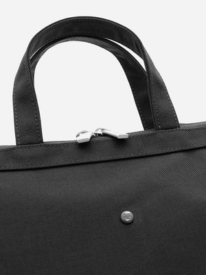 TEDDYFISH 3 WAY TOTE BLACK