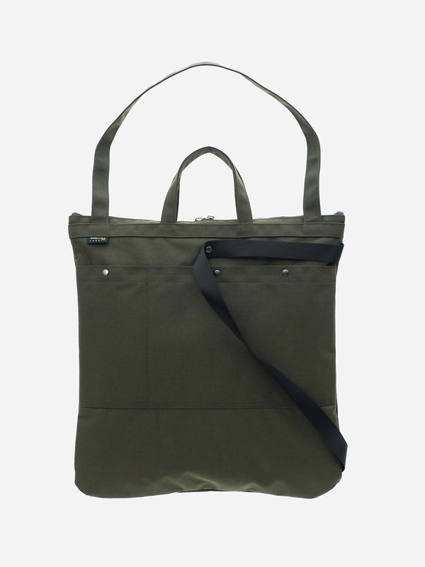 TEDDYFISH 3 WAY TOTE FOREST
