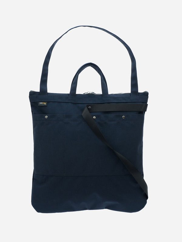 TEDDYFISH 3 WAY TOTE NAVY
