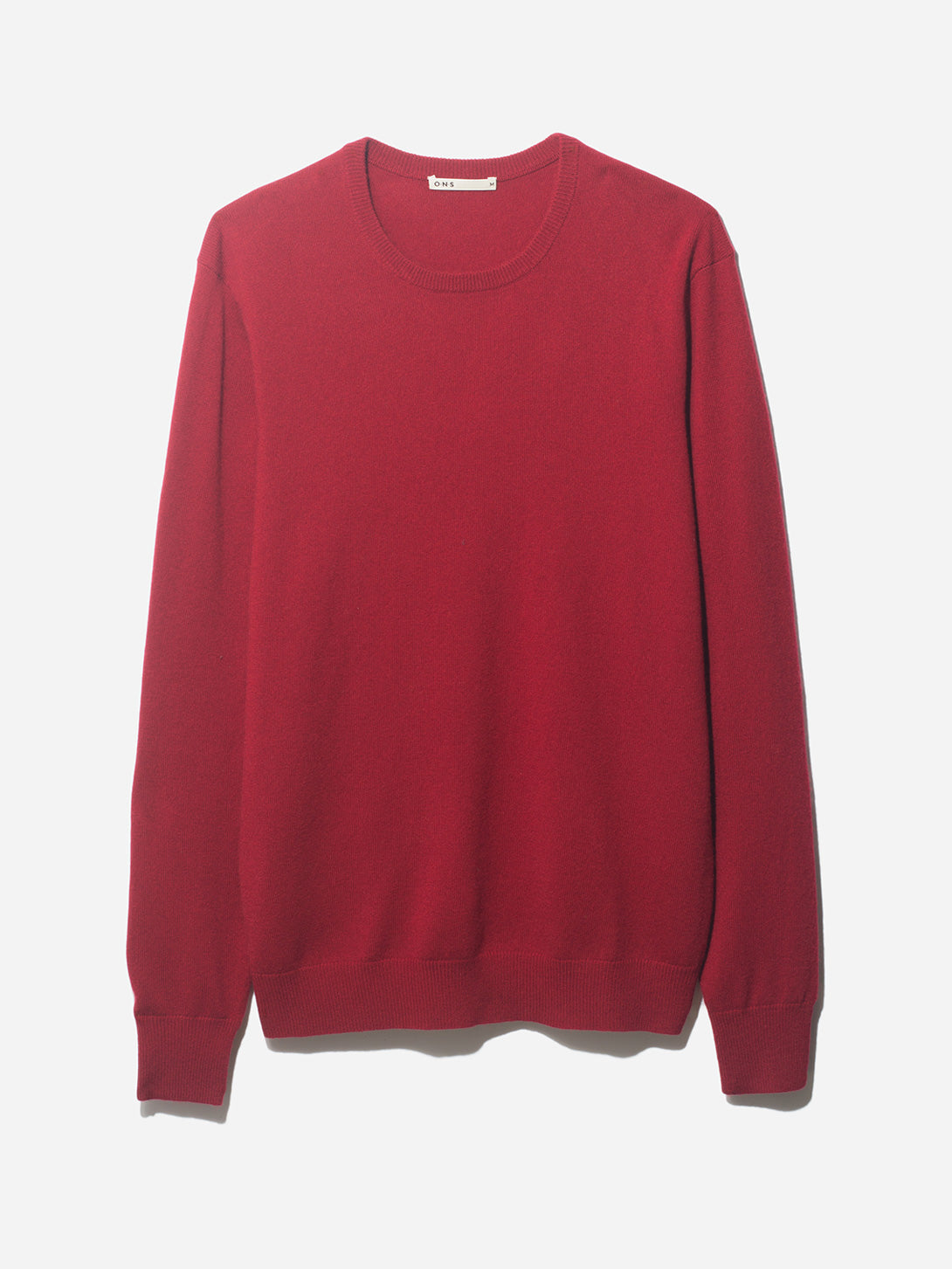 IVY SWEATER ONS CLOTHING RED