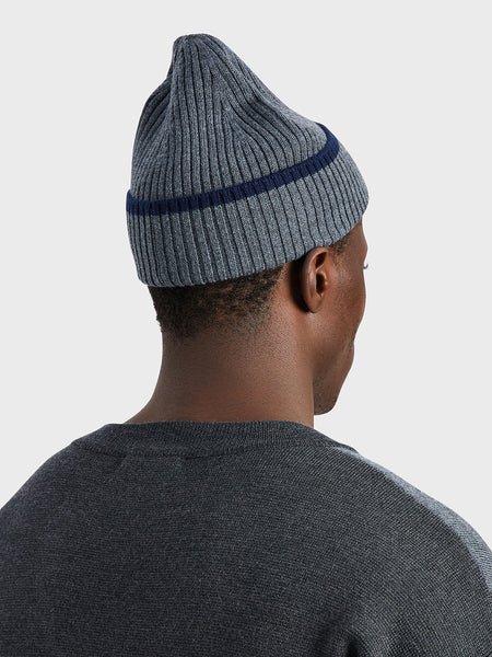 black friday deals ONS Clothing Men's beanie in CHARCOAL H