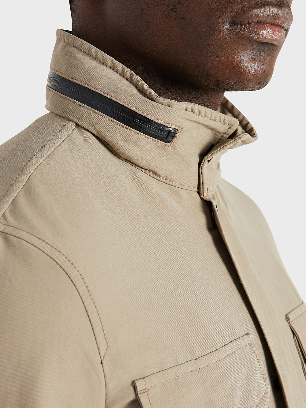 ONS Clothing Men's outerwear in KHAKI