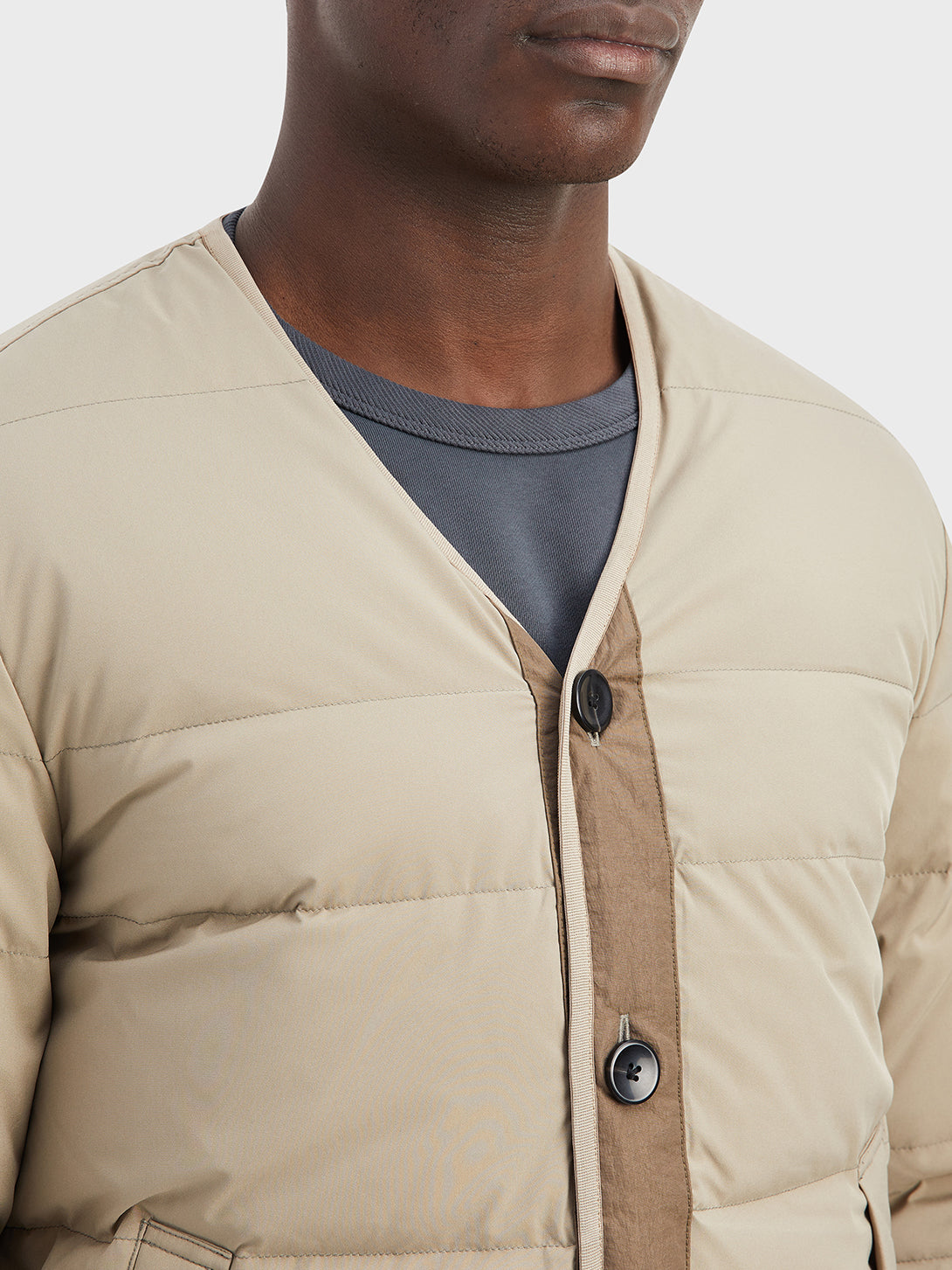 black friday deals ONS Clothing Men's outerwear in KHAKI