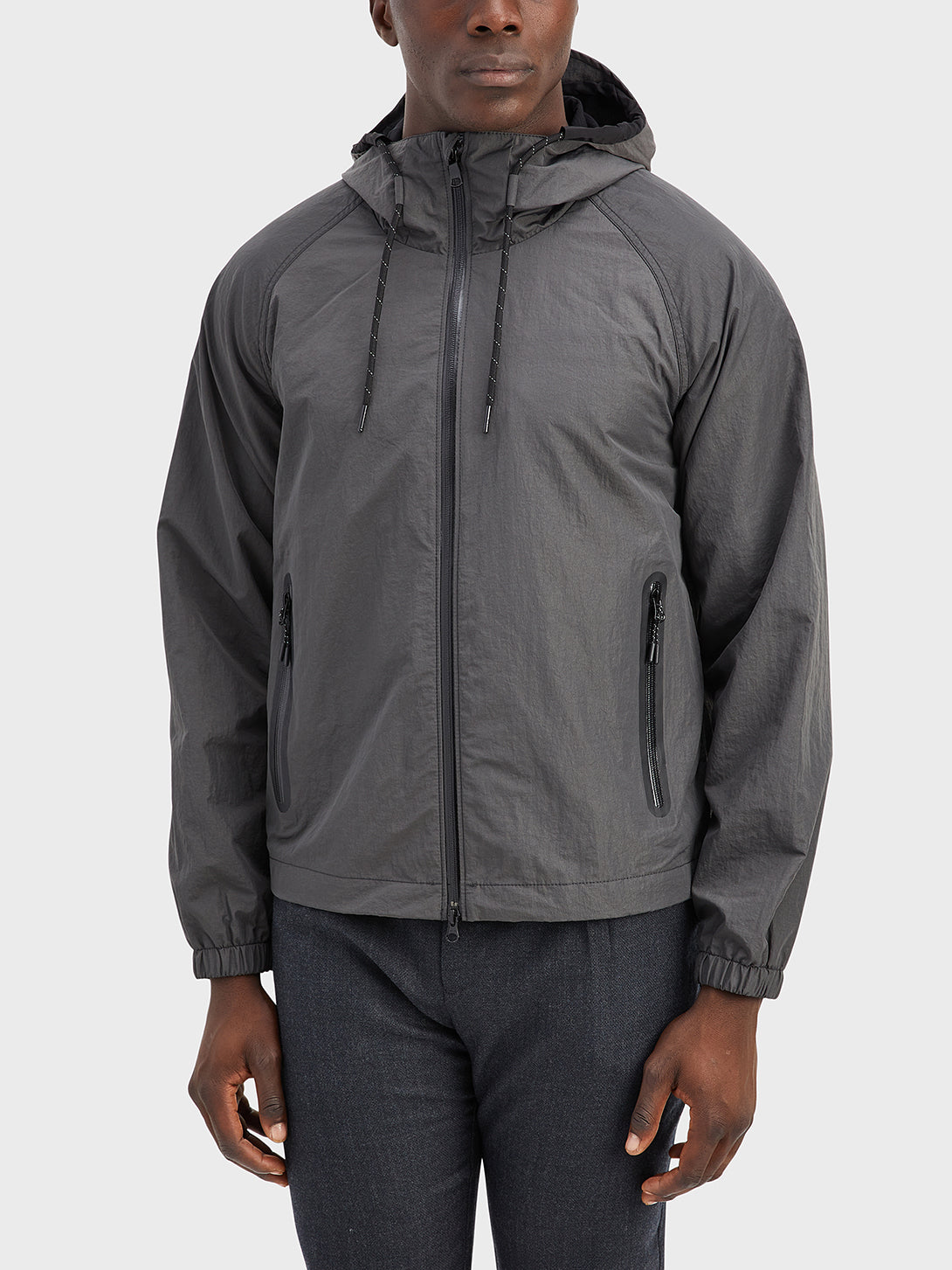 black friday deals ONS Clothing Men's ENVOY JACKET in DK GREY