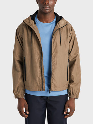 black friday deals ONS Clothing Men's ENVOY JACKET in DK KHAKI