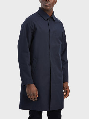 ONS Clothing Men's outerwear in NAVY Vandam Car Coat black friday deals