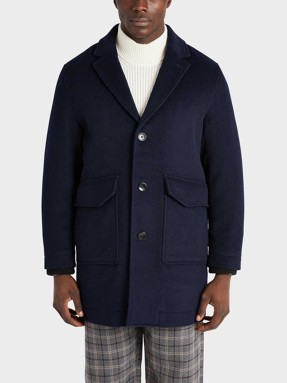 ONS Clothing Men's outerwear in NAVY