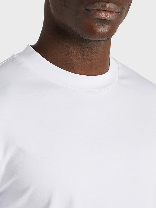 ONS Clothing Men's MASCOT TEE in WHITE