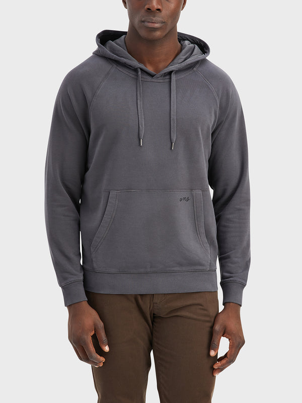ONS Clothing Men's hoodie in CHARCOAL black friday deals