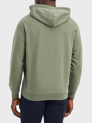 ONS Clothing Men's hoodie in OLIVE black friday deals