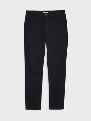 ons rider chino Pre-shrunk Cotton Men's pants for big thighs Black