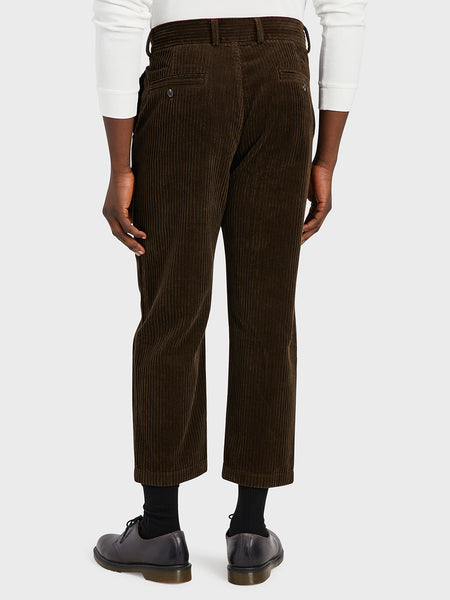 ONS Clothing Men's CROSBY CORDUROY PANTS in DK BROWN