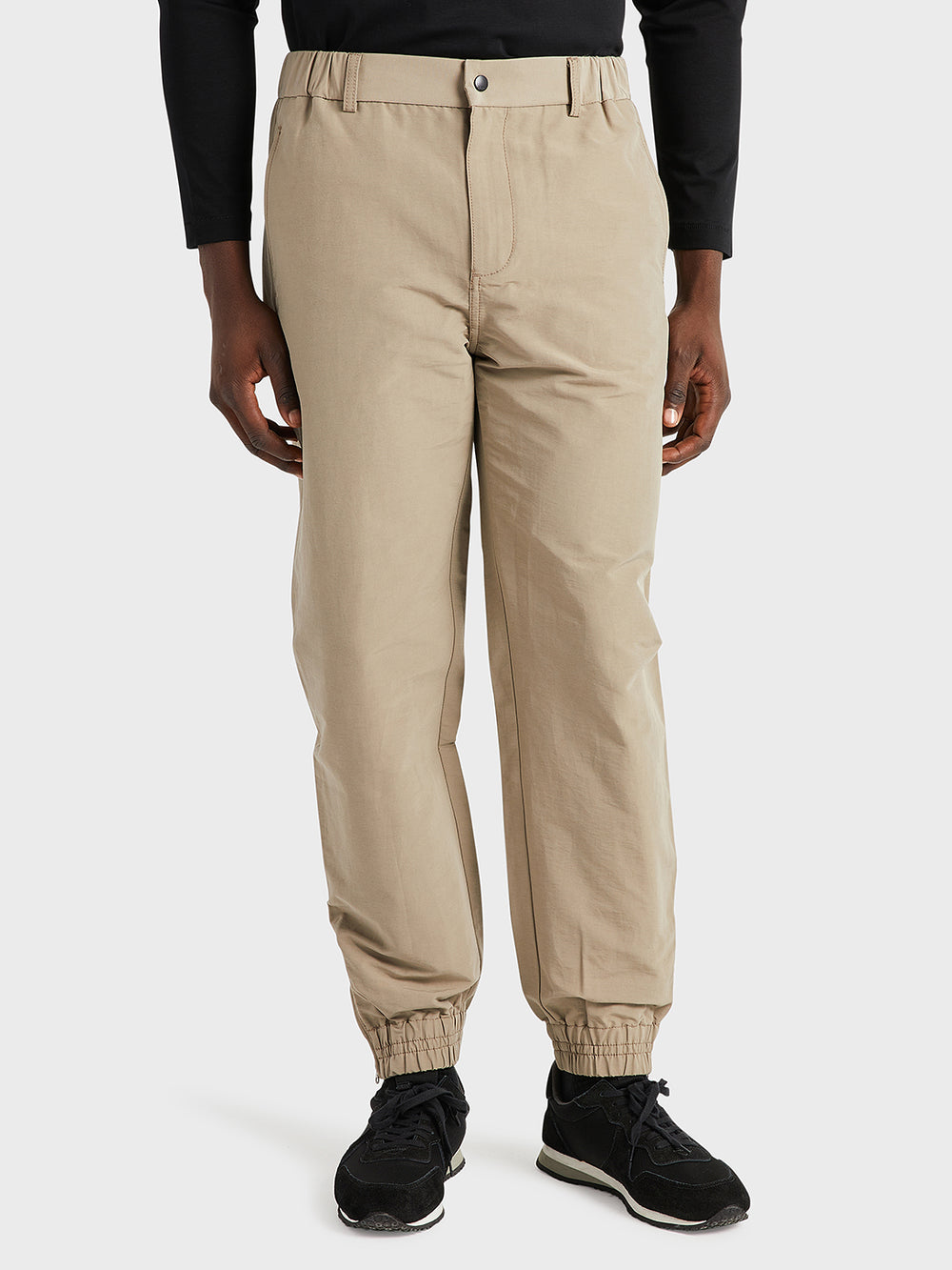 ONS Clothing Men's GARFIELD ACTIVE TROUSERS in KHAKI black friday deals